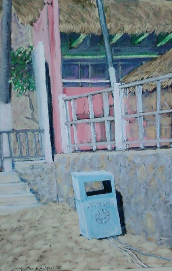 Acapulco, 2006, 40X50cm