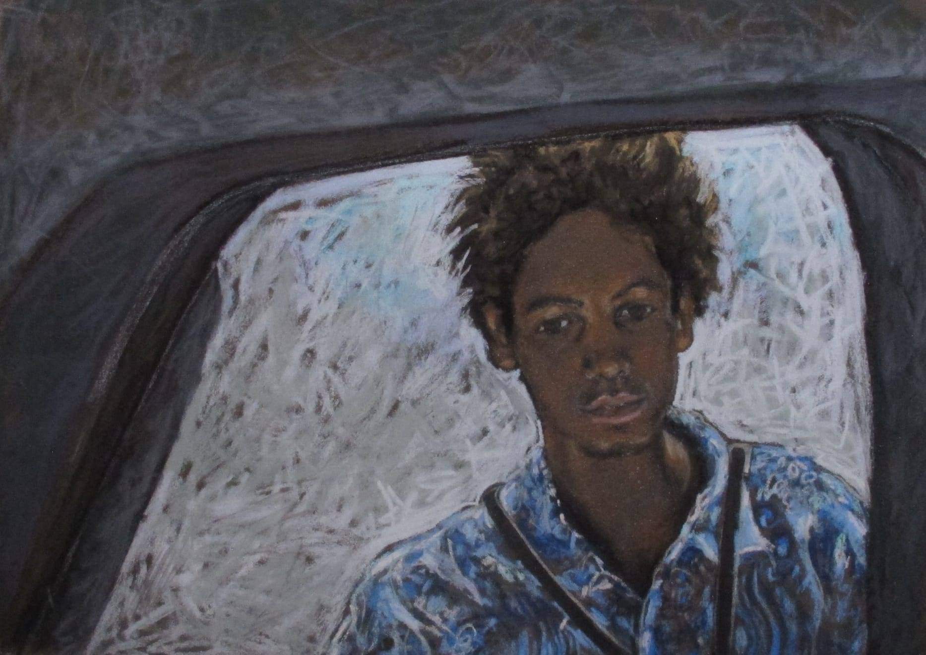 Jerome, 2010, 30x40 cm
