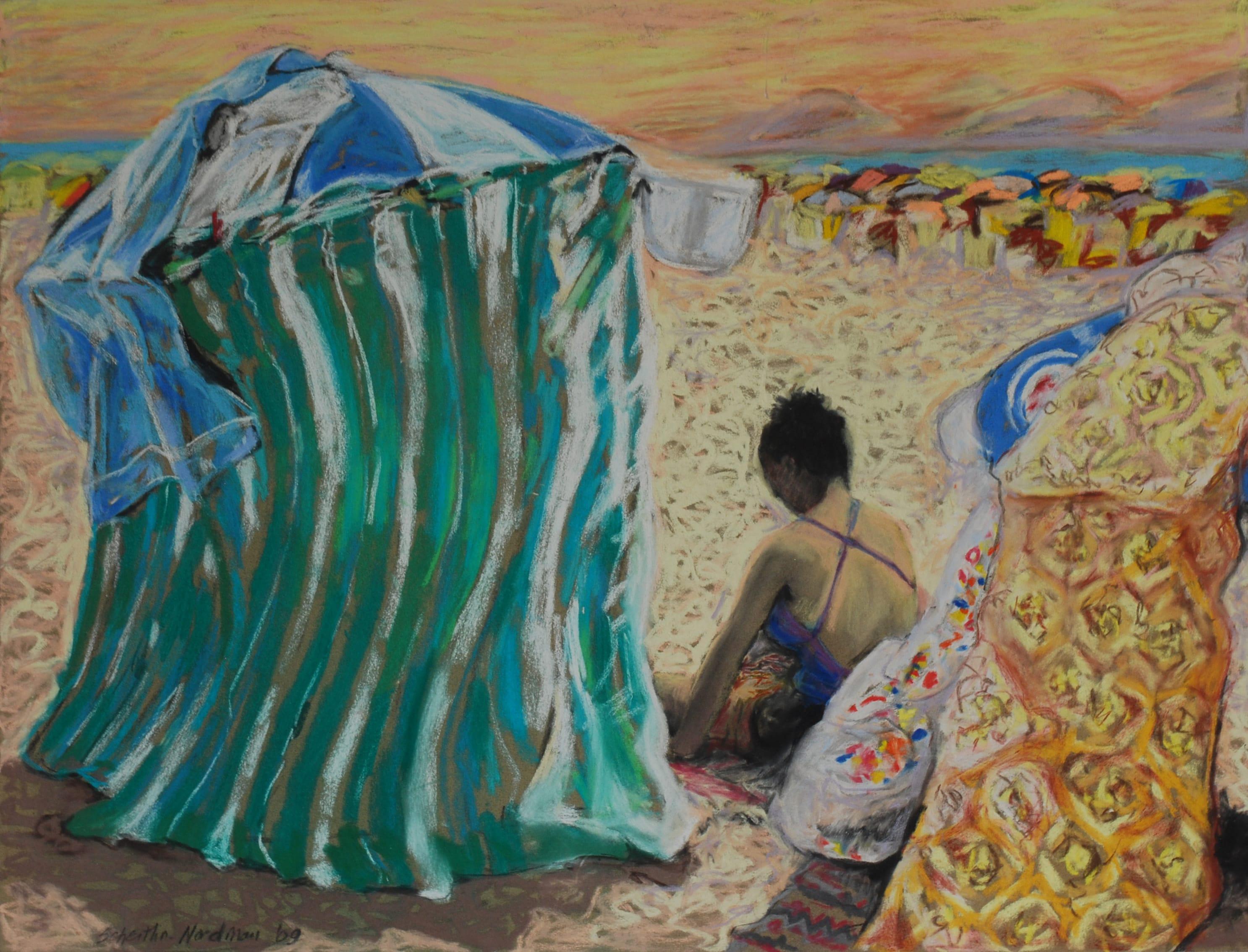 La Goulette, 2009, 50x70 cm