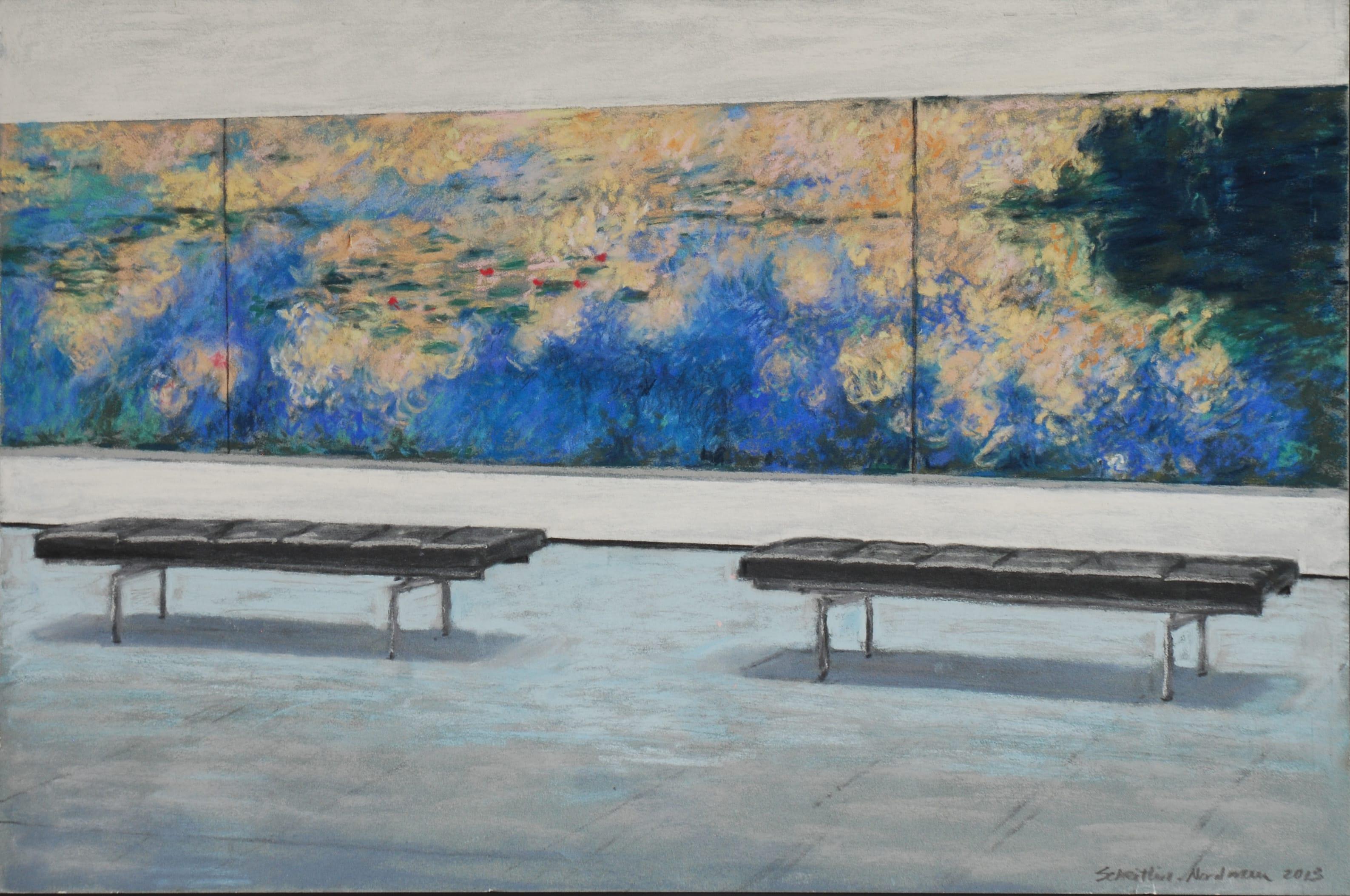 Silence, 2013, 40x60cm